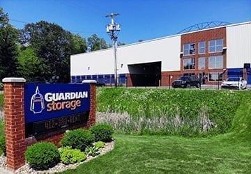 Guardian Storage Monroeville Haymaker Road