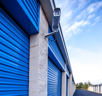Storage Unit Security Cameras