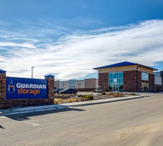 Guardian Storage Superior Building