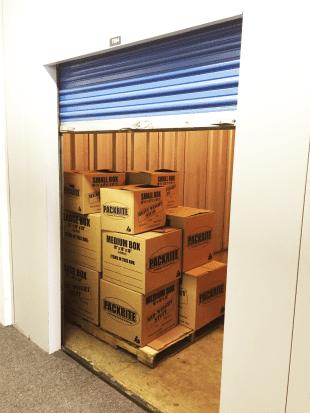 Guardian Storage Student Storage Pallet