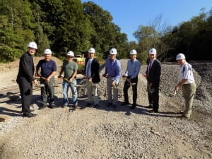 Monroeville Rt. 22 Ground Breaking Ceremony Participants