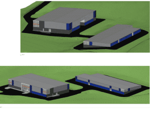 Robinson Twp. Guardian Storage renderings