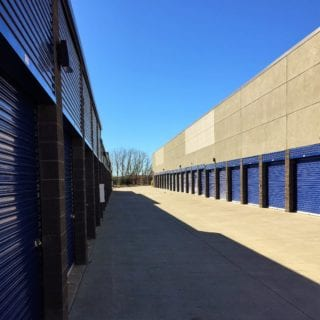 Guardian Storage Longmont Drive Up Units