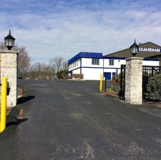 Gate access for added security