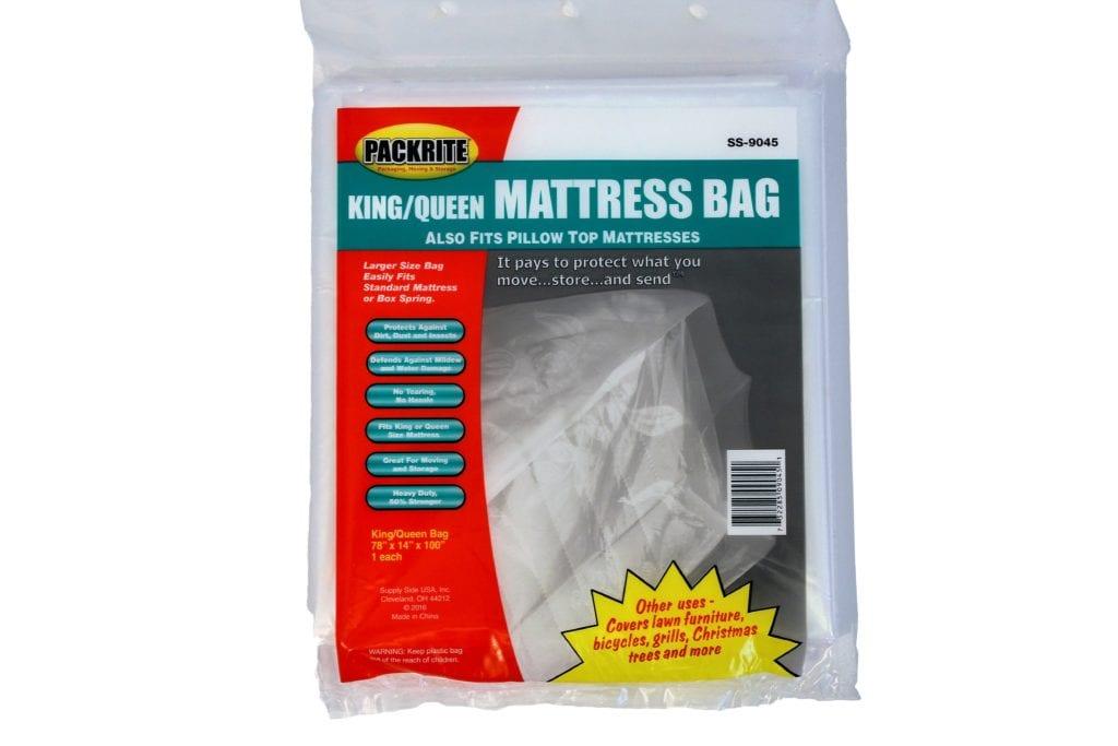 King Queen Mattress Bag Guardian Self Storage