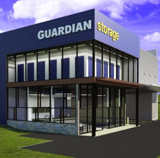 Guardian Storage Bethel Park Render