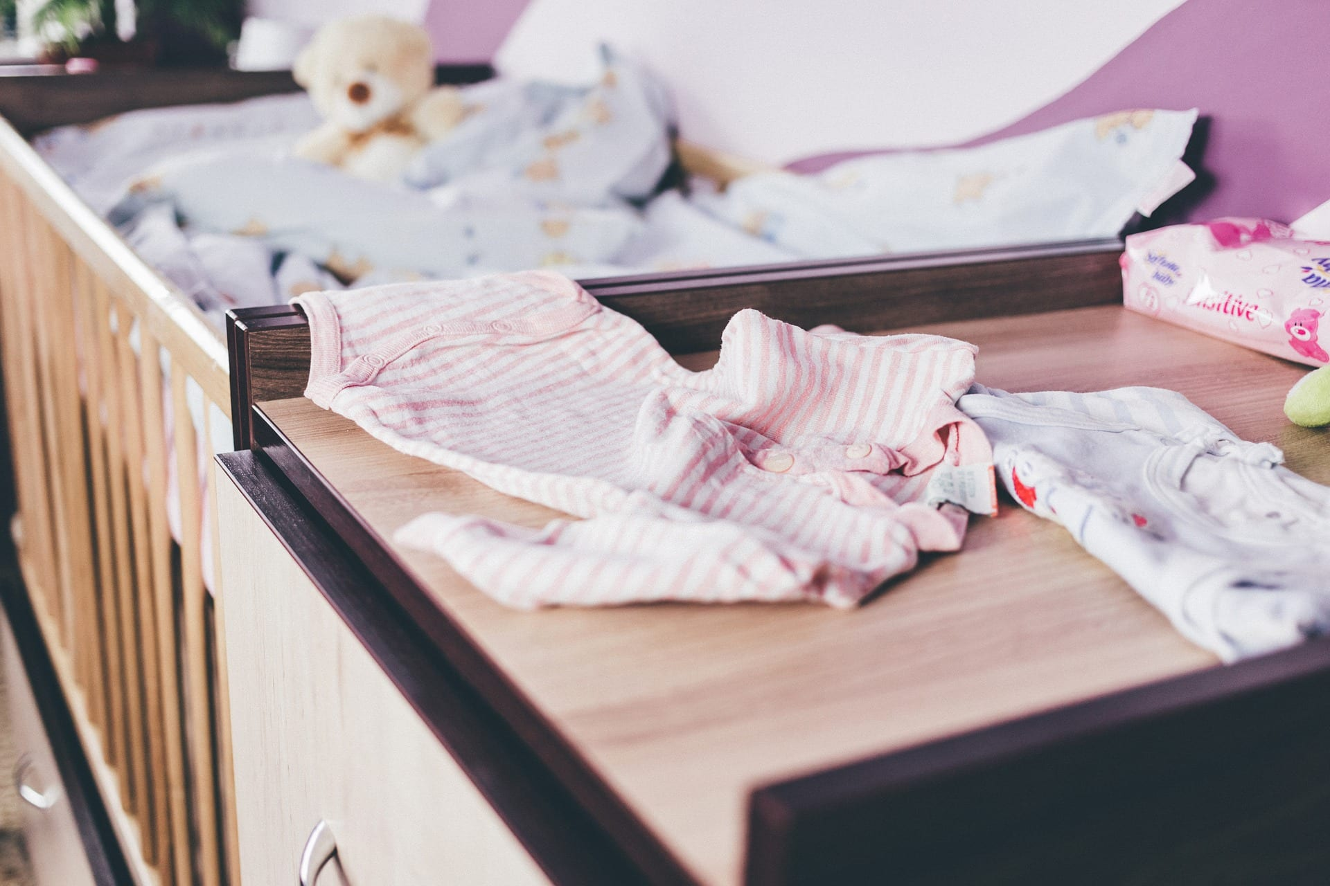 A storage unit for baby clothes is the best way to keep your keepsakes and baby gear safe.