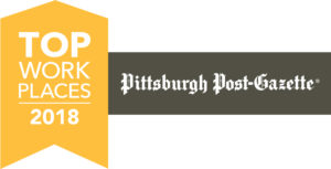 Guardian Storage Awards & Recognition - Top Work Places 2018 Pittsburgh Post Gazette