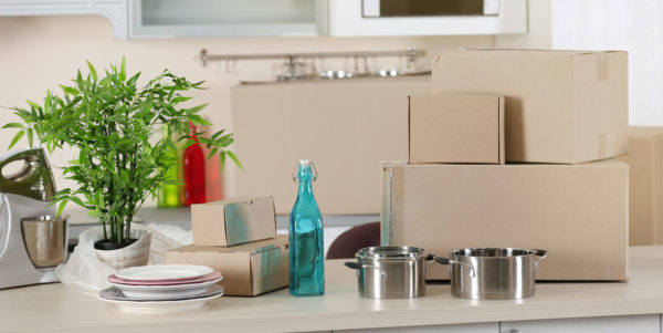 Pack Your Kitchen For Moving