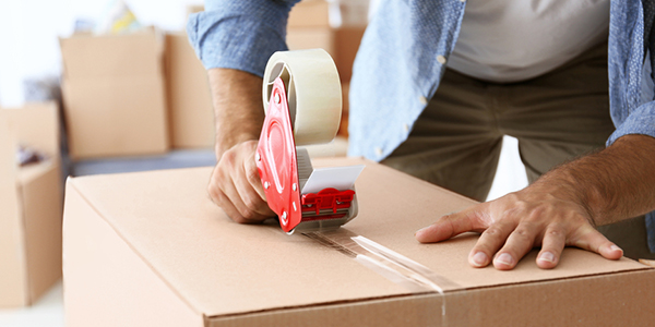 The Best Tape for Packing Boxes