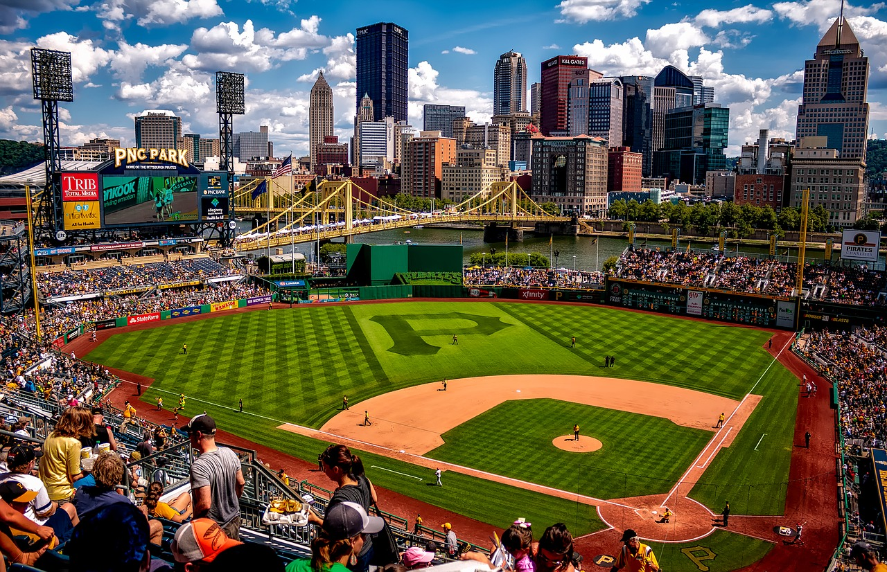 Unofficially named the most beautiful MLB ball park, a city view from PNC Park is not to be missed on our list of 50 Things to Do in Pittsburgh This Summer.