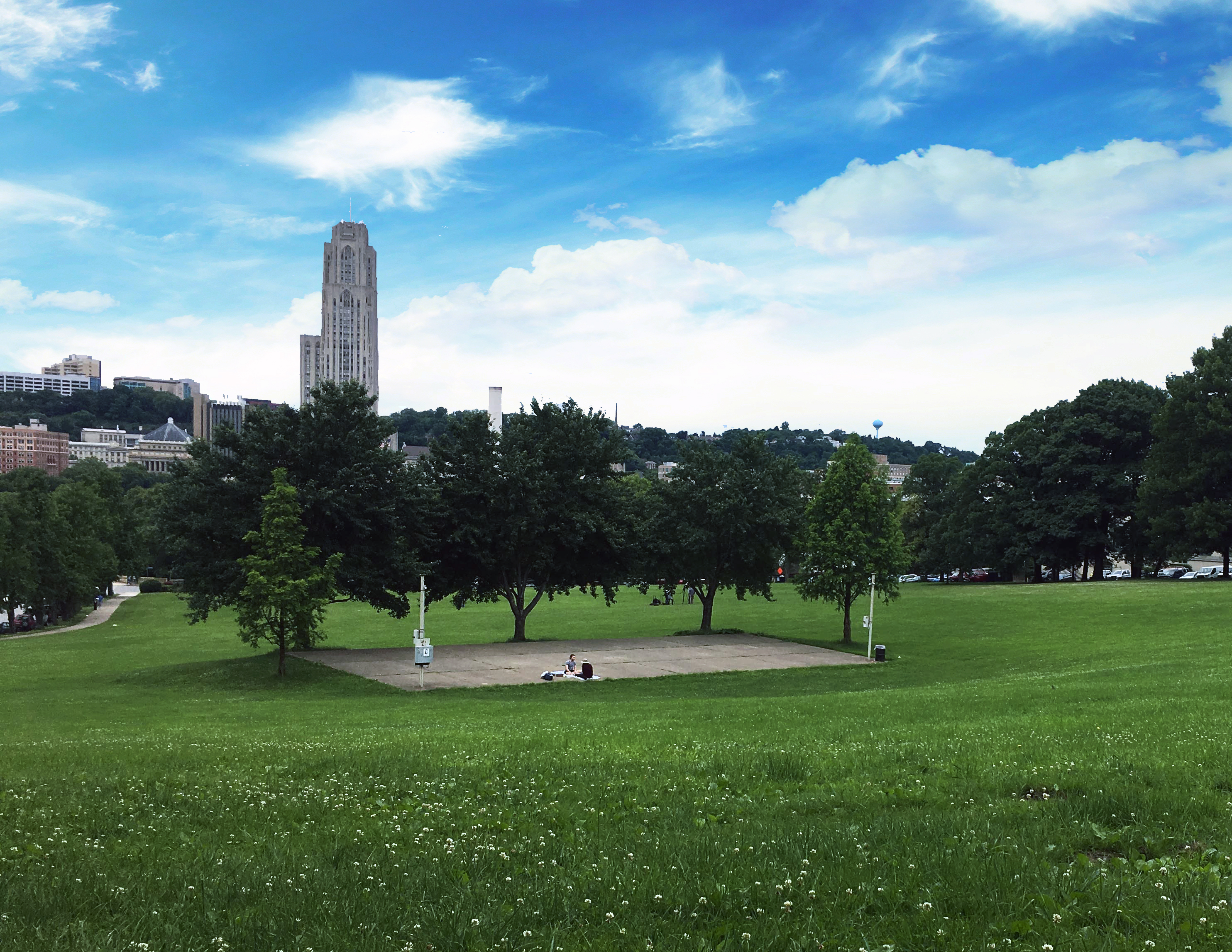 "Named one of ""America's Coolest City Parks,"" Schenley Park is one of the largest parks in Pittsburgh."