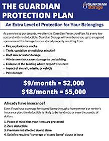 Guardian Protection Plan