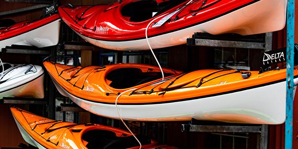 storing your kayak properly will keep it in good condition for years to come.