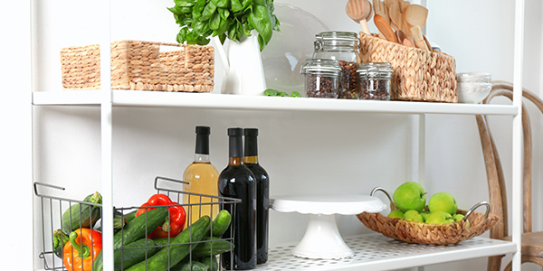 Guardian Storage has the tips for Organizing Your Pantry!