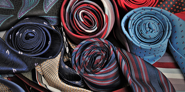 Knowing how to store a tie will make sure you always look professional and your ties last a lifetime.