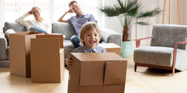 Moving can be a very exciting time, but knowing how to move with your kids can be different for each family.