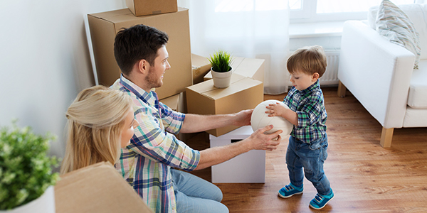 How to move with kids can be different for each family because each child is unique.