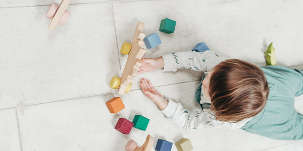 Guardian Storage helps you to know how your child will benefit from Toy Rotation.