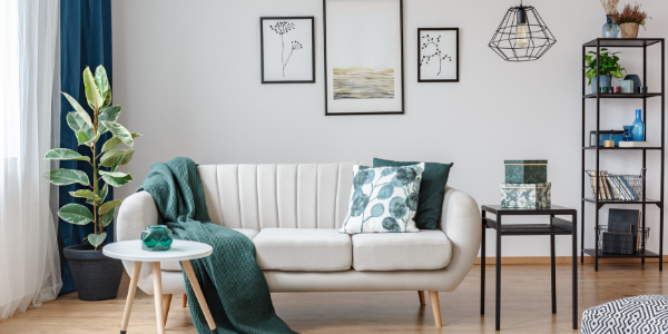 It can be tough to get that homey feeling when moving into a rental space, luckily, we know of 9 awesome and easy ways to make a rental feel like home!