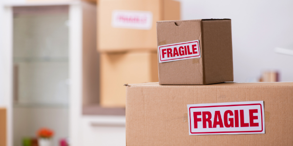 How to Pack the Most At-Risk Items During a Move