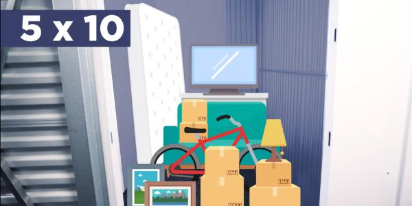 Understanding Storage Unit Sizes: 5×10 Storage Unit