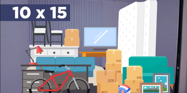 In-depth details on what you can expect with a 10×15 storage unit, and what typically fits in a 10x15 storage unit, and how you can best utilize the space.